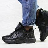 Бесплатная доставка Зимние женские кроссовки New Balance 608 black