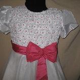 Красивое платье KCL 7-8л
