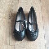 Туфли кожа 24,25,26,27,28р. H&M