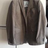 Брендовый шикарный мужской пиджак от Charles Voegele Швейцария