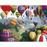 Пейзаж Воздушные шары KHO1056