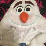 Прокат карнавальный костюм снеговик Олаф