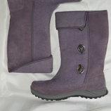 Термо сапоги валенки от американского бренда lands' end 41,5 рр., зимові чоботи валянки