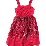 Платье Нм Германия р 158. Красивое платье, новый год. новое.