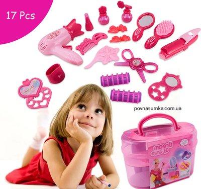Большой набор парикмахера,набор салон красоты,игровые наборы для девочек,фен