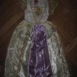Карнавальное платье Рапунцель Disney at George на 3-4года, 98-104см