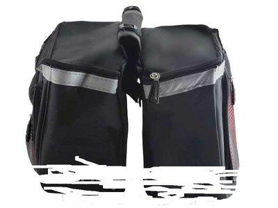 Велосумка, велобаул, велоштани на багажник Якість Розміри на фото 4 кармани Орієнтовно на 10-12 літр