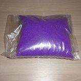 Цветной песок для декора Фиолетовый