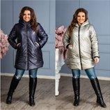 Зимнее женское пальто мод. 5145