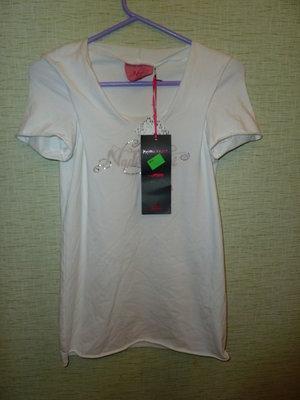 Новая белая футболка Nadia fassi Италия   150 грн - футболки 1a5c5b590fff3