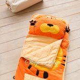 Бесплатная доставка - Тигр -детский спальник - слипик, спальный мешок