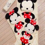 Микки Маус - детский слипик/ спальник/ спальный мешок