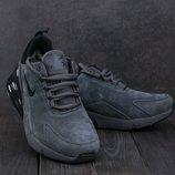 Мужские зимние кроссовки Nike Air 270 3 цвета