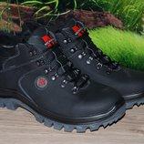 Ботинки зимоходы кожа М58К качество Merrell размеры 40 41 42 43 44 45