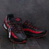 Мужские зимние кроссовки Nike AirMax 95.