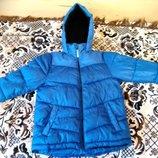 George Куртка для мальчика. Еврозима. Рост 116-122 см. Возраст 6-7 лет.