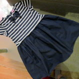 Платье F&F на 5-6 лет