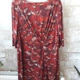 Cato woman. нарядное платье на подкладке. размер 3-4xl