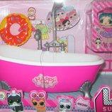 Ванная для кукол LOL