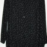 Блузы по 120 грн блуза длинная черная с серебром Marks & Spencer