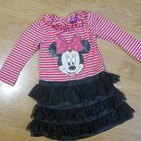 Платье на 1,5-2 года Disney