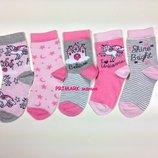 Носки для девочки Единорог Primark
