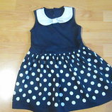Платье 4-5-6 лет