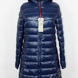 - 20Удлиненная куртка пальто для девочки Mixture Италия