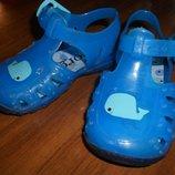 Босоножки сандалии мыльницы пляжные George uk 4 р.21 12 см