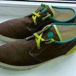 Кеды кроссовки мужские Timberland-оригинал,Индонезия.