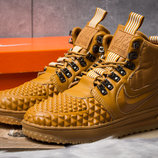 Зимние кроссовки Nike LF1 Duckboot, рыжий