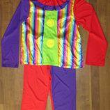 Клоун костюм 44