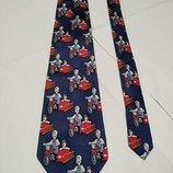 Шелковый галстук mad dogs