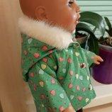Отлично на Подарки Качественная Одежда для Кукол Беби Борн, Baby Born