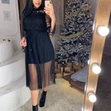 Платье 42-44-46 размер качество люкс