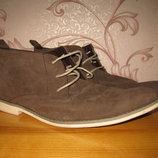 Мужские ботинки, демисезонные. Размер 47 см. Next. В отличном состоянии