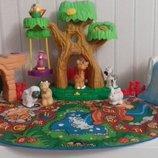 Музыкальный зоопарк фигурки Little People Fisher Price