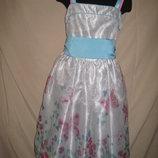 Красивое платье Butterfly 10л