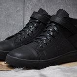 Зимние ботинки на меху Hilfiger Denim, черные