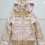 Пуховик куртка Mango оригинал Испания 100% пух Новая коллекция Будьте стильными