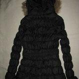 Куртка пальто шикарна нова зимова брендова стильна Тammy Оригінал Німеччина на вік 15-16 років
