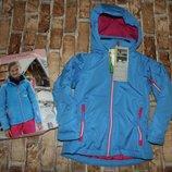 куртка деми лыжная 5-6лет Crane новая большой выбор одежды 1-16лет