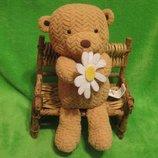 Мишка.мішка.ведмедик.медведь.мягкая игрушка.мягкие игрушки.мягка іграшка.Xpressions 4 U soft
