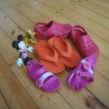 Сандалии Crocs оригинал 30-31 размер 20.5 см