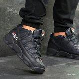 Fila Spaghetti зимние мужские кроссовки ботинки Фила