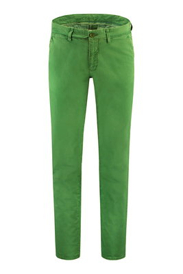 Брюки чинос стрейч ярко-зеленые W33-34 L34-36 MAC Германия