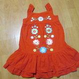 Платье сарафан на 2-3 года Ladybird