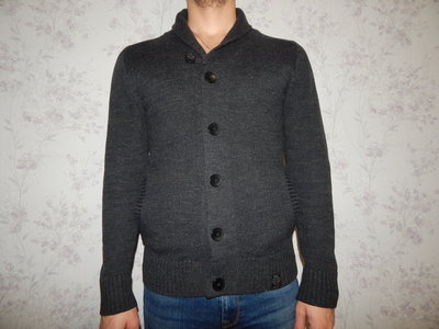 кардиган мужской вязаный стильный модный рs 295 грн кофты