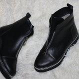 Весна Зима 2019 женские ботинки .Акция. Бесплатная доставка до 15.12 2018