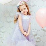 Праздничное нарядное платье для девочки на девочку платье